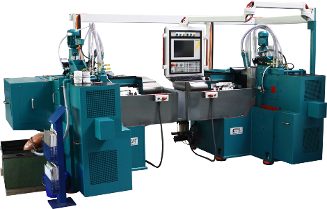 CNC grinding machine for surgical items